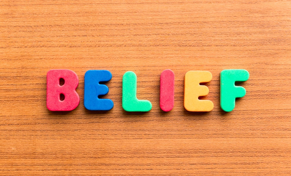 Beliefs about food